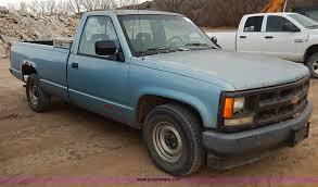 1992 Chevrolet Cheyenne 1500 pickup truck | Item I2491 | SOL...