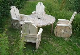 cycling diy outdoor furniture ideas upcycled out door