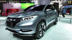 2015 honda pilot redesign. Beautiful Pilot 2015 Honda Urban SUV Concept  Exterior Walkaround 2013 New York Auto  Show YouTube With Pilot Redesign T