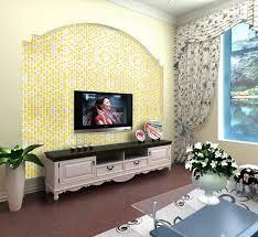 glass mosaic tile crystal backsplash living room wall tiles yf bl44