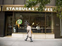 coffee giants continue to dominate the city s retail market  starbucks