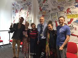 "Magdalena Massey on Twitter: ""@RussHogarth @NigelFarnworth @CCG_UK together  supporting the amazing Jinack Project #education #uclan @blogpreston… """