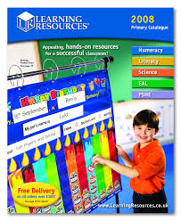 Learning Resources Birthday Pocket Chart Learning Resources Uk 2008 School Catalogue Showing The