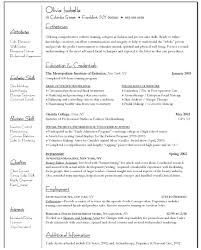 Cover Letter Pattern Of Resume How To Create A Professional Cv