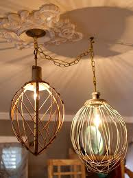 diy lighting ideas. Brighten Up With These Diy Home Lighting Ideas Hgtvs Decorating Throughout Unique Light Fixtures 100 For