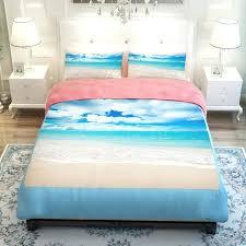 beach themed duvet covers nz ocean themed duvet covers sunset ocean blue sea sandy beach lake