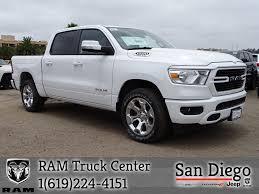 New 2019 Ram 1500 BIG HORN / LONE STAR CREW CAB 4X2 5'7 BOX For Sale in San Diego CA   VIN: 1C6RREFT4KN814001