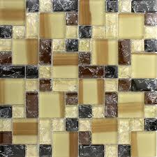 mosaic tile crystal glass backsplash kitchen countertop design ice bathroom wall floor tiles