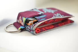 Free Wallet Patterns Delectable Sarah Tweaks Craft Passion's Tute To Make A Cell Phone Wallet