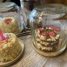 Tiny But Real Birthday Cake In A Jar 9 Steps With Pictures Instructables