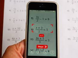 use your phone s to solve equations with photomath