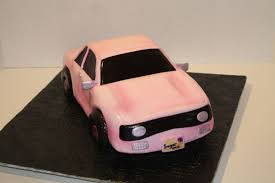 Learn To Create A 3d Sculpted Car Cake Learn Cake Decorating Online