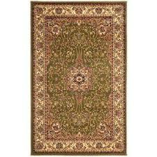lyndhurst sage ivory 4 ft x 6 ft area rug