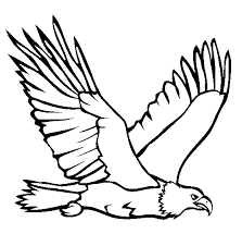 Small Picture Eagle coloring page Animals Town animals color sheet Eagle