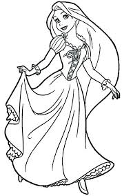 Free Princess Coloring Pages Free Princess Coloring Pages Free
