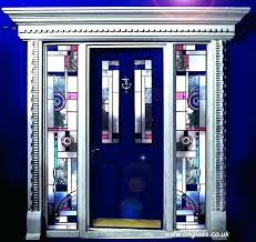 stained glass doors stained glass door panels stained glass door panels glass panels for stained glass