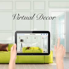 Virtual Home Decor Design Tool- screenshot