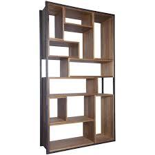 Noir - Bauhaus Bookcase