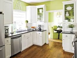 kitchen cabinets painted white before and afterGrey And White Painted Kitchen Cabinets  Home Design Ideas