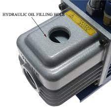 Klima vakum pompası fy-1h-n klima buzdolabı vakum 1l 2/3/4l deneysel kalıp  hava