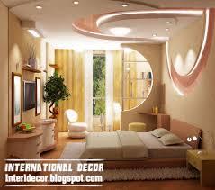 Modern Ceiling Design For Bedroom Modern Pop False Ceiling Designs For Bedroom Interior