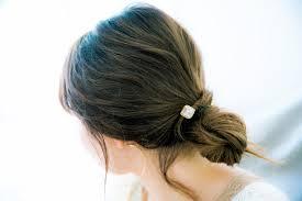 初心者でも簡単普段着でも使いたいかんざしヘアアレンジテク