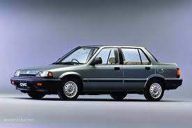 honda civic sedan 1987 1991