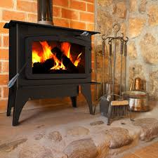 a clean wood burning stove
