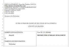 California Pleading Paper Useful Blank Pleading Paper Template Word