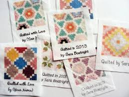 Custom Quilt Labels, 8 large personalized fabric tags for your ... & Custom Quilt Labels 8 large personalized fabric tags by ananemone,. These  may be my Adamdwight.com