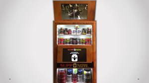Gym Vending Machines Unique Supplement Vending Machines Fitness Supplements