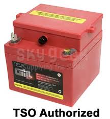Gill 7243 14 Sealed Lead Acid Aircraft Battery