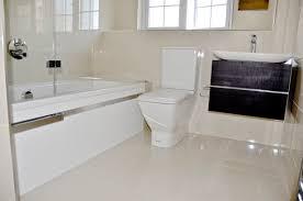 Fully Tiled Bathroom Bathrooms