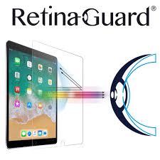 Blue Light Blocking Ipad Screen Protector Retinaguard Ipad Pro Tempered Glass Blue Light Filter Review