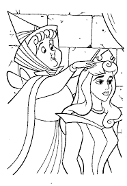 Small Picture Sleeping Beauty Coloring Pages 1 Coloring Kids