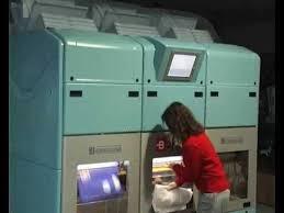 Scrub Vending Machine Beauteous Automated Medical Scrubs Folded Uniforms Dispensing System B48K