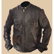 17 again black wrinkle snap tab style boys leather jacket jackets