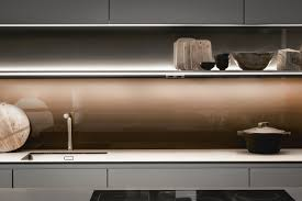 kitchen rail lighting. The SieMatic Lighting Rail Offers, In Addition To Ideal Task Lighting, Colorful Mood Kitchen