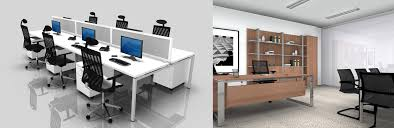 decorate your office at work. Decorate Your Office With A Good Work Desk Design Feel The Modern Wooden And 8 People Configuration Working For Decoration 96x96 At N