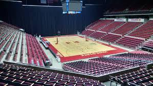 Hilton Coliseum Section 105 Rateyourseats Com
