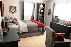 simple teen boy bedroom ideas. Exellent Teen Red And Grey Bedroom  Ideas For Teenage Girls Diy Design Decorating  5 Inside Simple Teen Boy