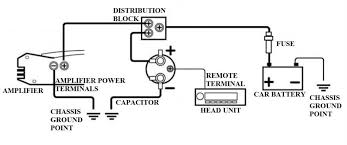 Speakers Wiring To Capacitor Get Rid Of Wiring Diagram Problem