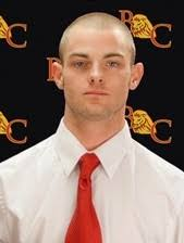 Billy Veal 2012 Baseball - Bryan College