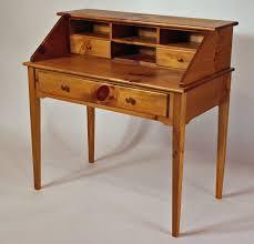 custom made shaker white pine writing desk custom made shaker white pine writing desk by