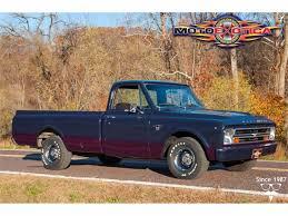 1967 Chevrolet C10 for Sale | ClassicCars.com | CC-1049089