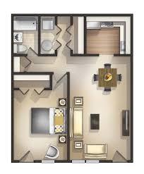 Bedroom Apartments Breakingdesignnet - One bedroom apartment ottawa