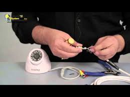 how to install cctv camera dvr wire connectors how to install cctv camera dvr wire connectors