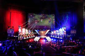Tcl Chinese Theatre Imax Seating Chart Arena Of Valor Debut World Cup Competition At Tcl Chinese