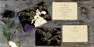 E Gatsby Wedding Invitations From Go Snap