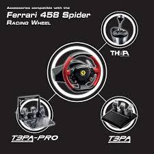 Thrustmaster Ferrari 458 Spider Racing Wheel Xbox One Cyberport